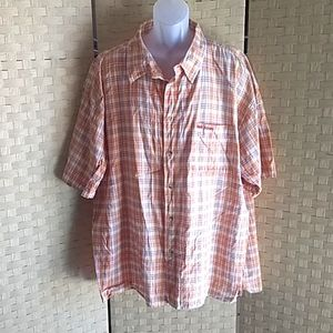 Mens Big Dogs Casual Shirt  Size 3X